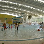 Indoor Swimming Complex at Joondalup Recreation Center